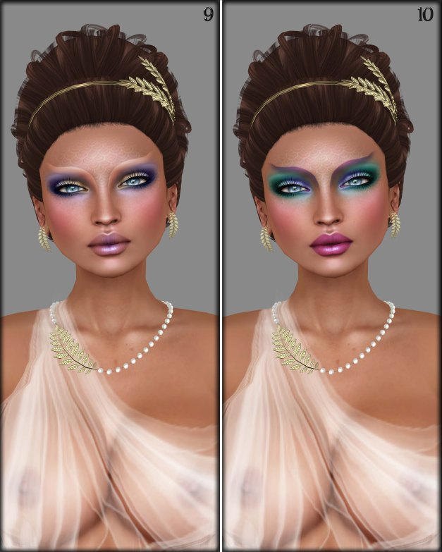 Belleza - Grace 9 and 10