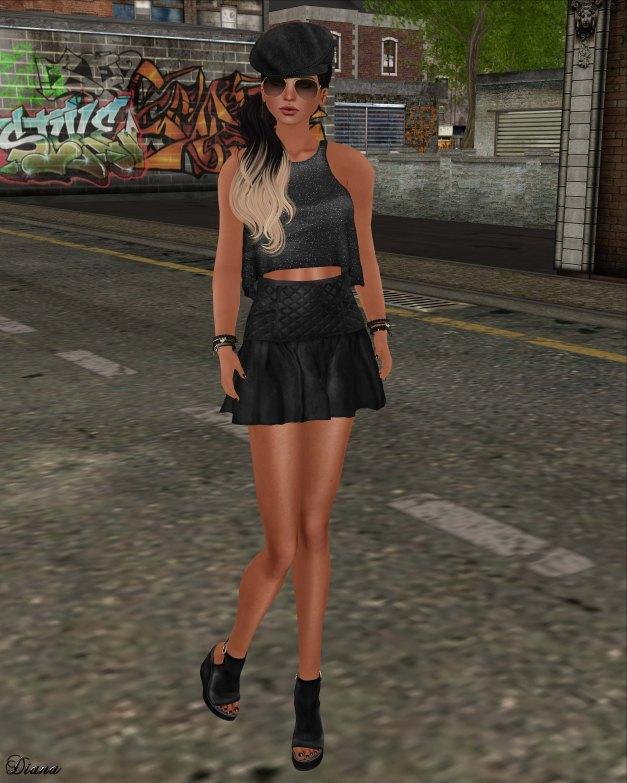 GizzA - Rebel Outfit Dark