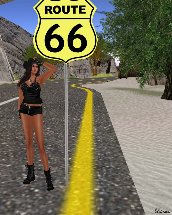 Immerschoen - Mesh Biker Outfit Jazzy-2