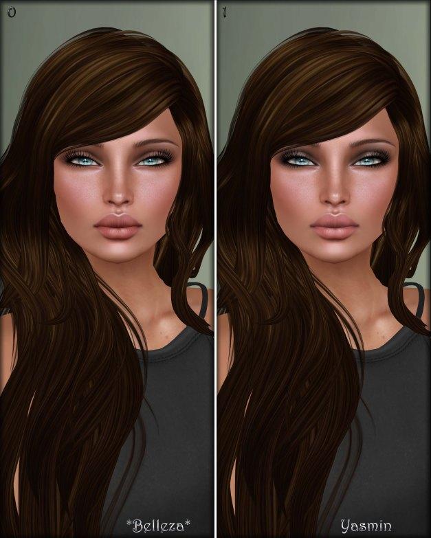 Belleza - Yasmin 0 and 1