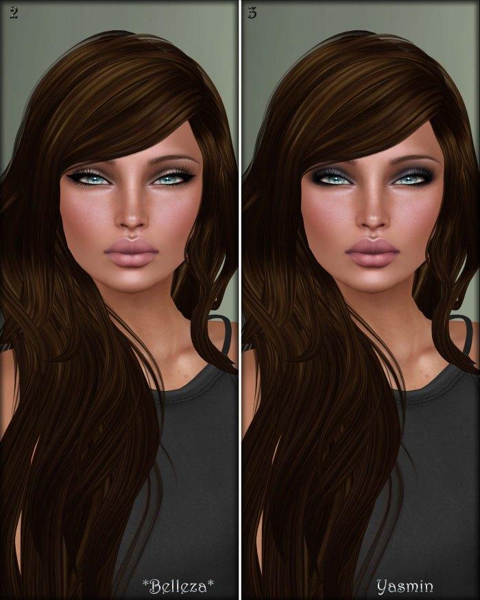 Belleza - Yasmin 2 and 3