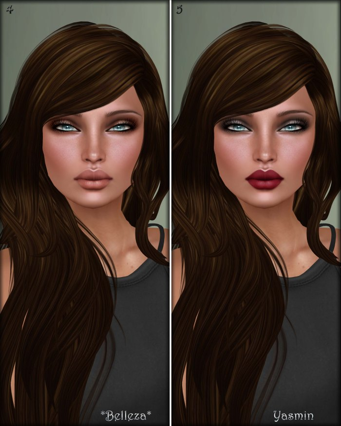Belleza - Yasmin 4 and 5