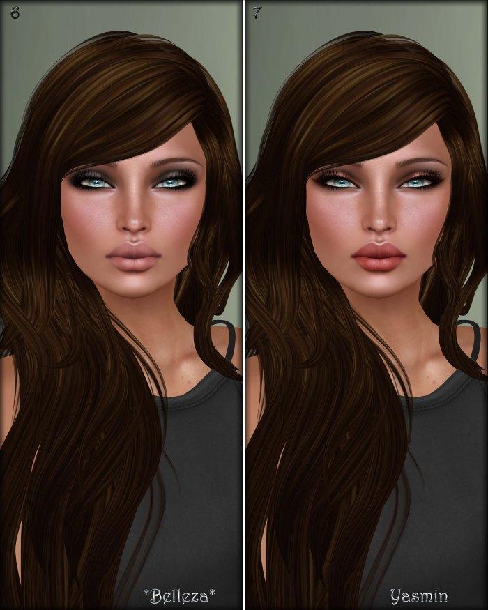 Belleza - Yasmin 6 and 7