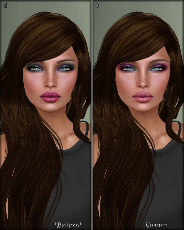 Belleza - Yasmin 8 and 9