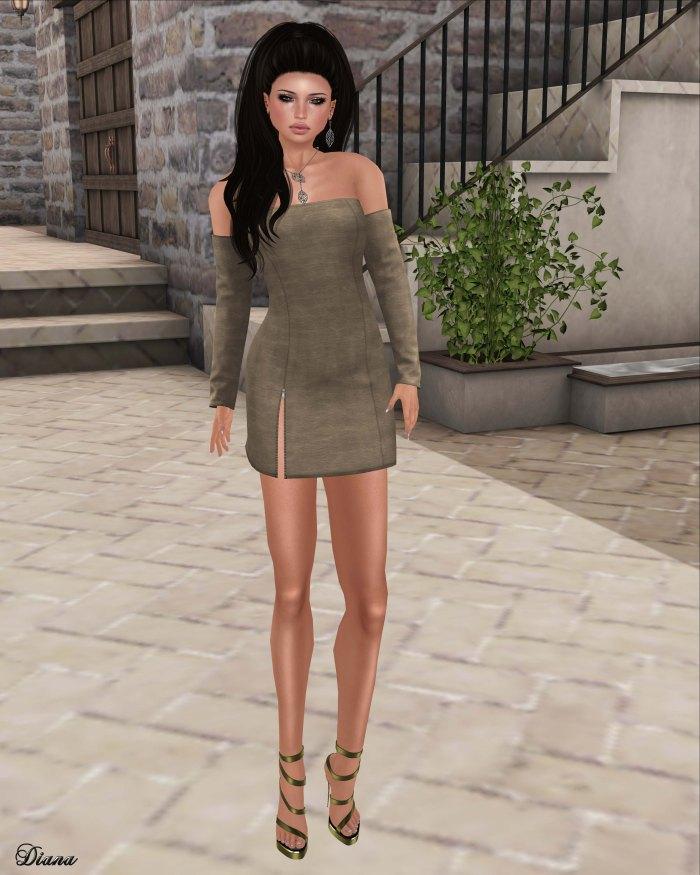 coldLogic - dress cory