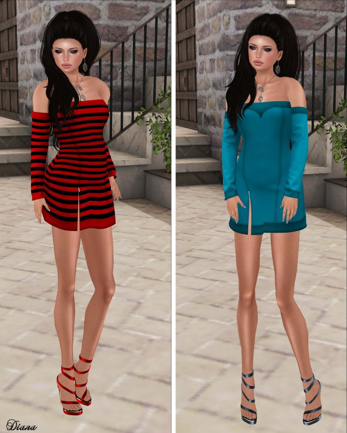 coldLogic - dress stanley and dress whitby