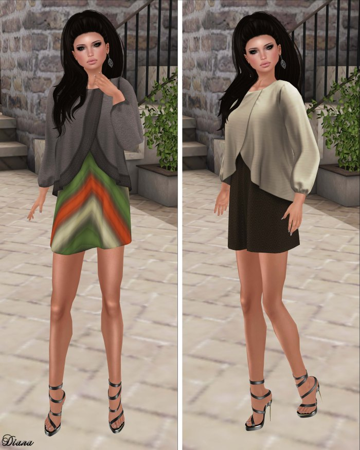 coldLogic - outfit kissinger and outfit roose