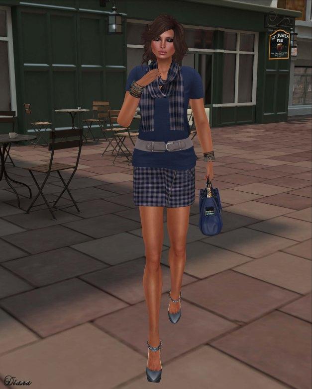 coldLogic - shirt zinis and skirt zahn
