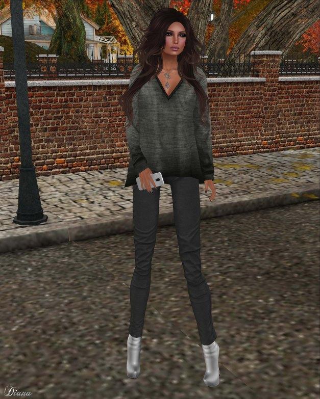 coldLogic - shirt jett and pants hoyt