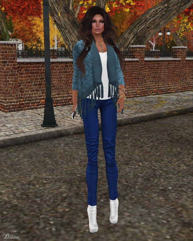 coldLogic - shirt tuttle and pants tibbs