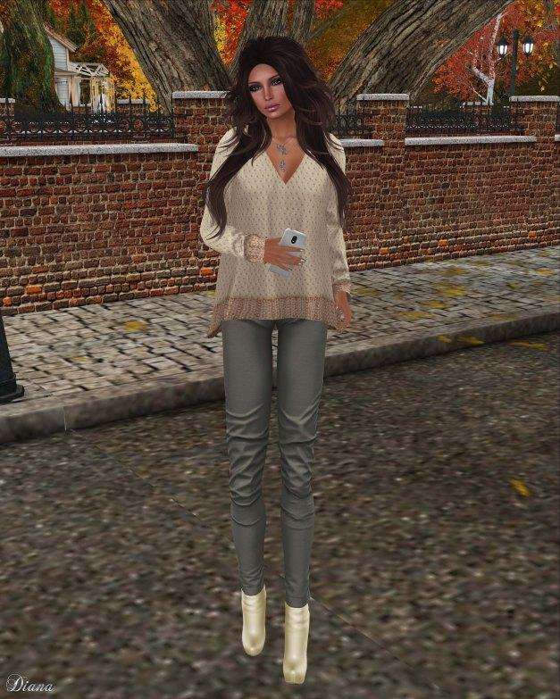 coldLogic - shirt weston and pants tibbs