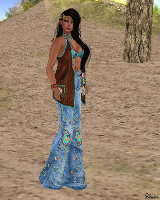 GizzA - Maryjane Outfit