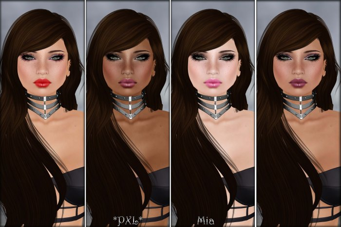 PXL - Mia 50Shades