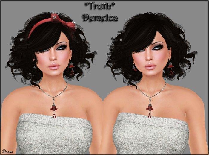 Truth - Demelza Black&Whites