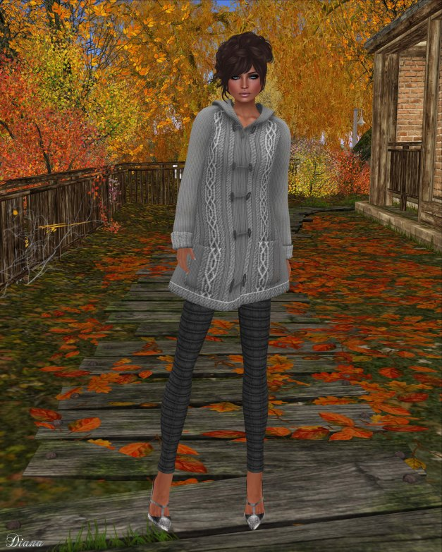coldLogic - coat baker and leggings iorio