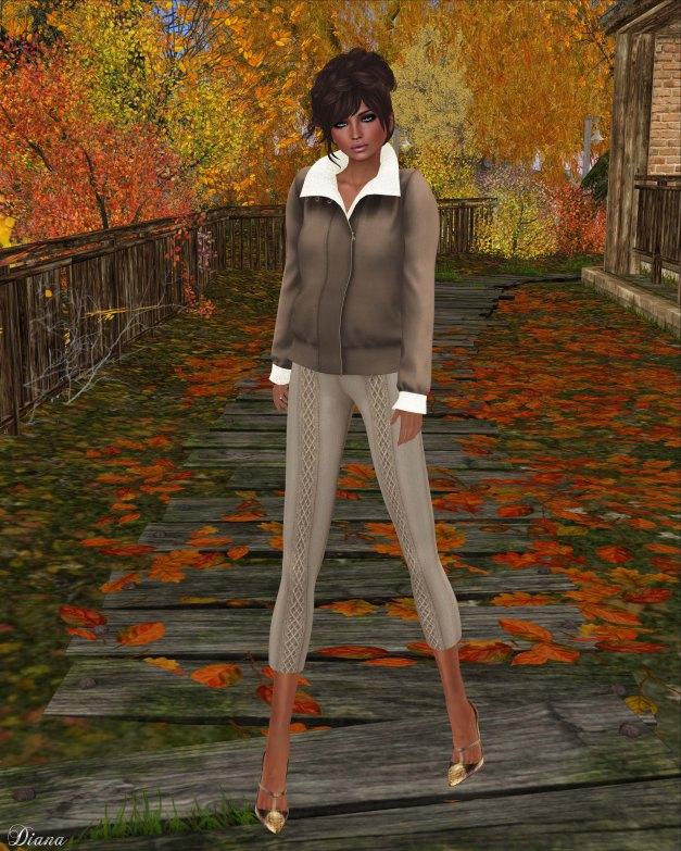 coldLogic - coat forgie and leggings engel