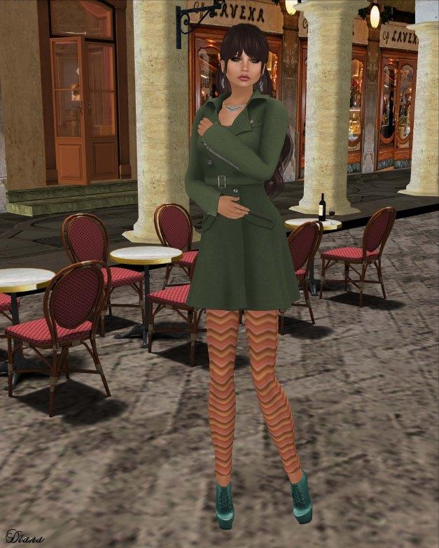 coldLogic - coat iommi and leggings jarvais