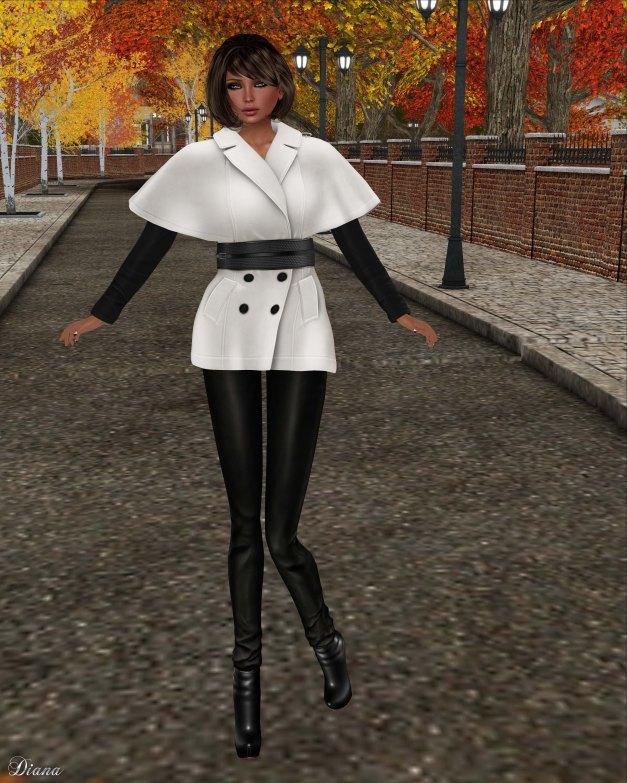 erratic -  mischa - wrap-coat white-1