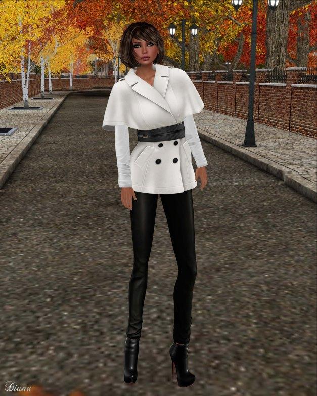 erratic -  mischa - wrap-coat white-2