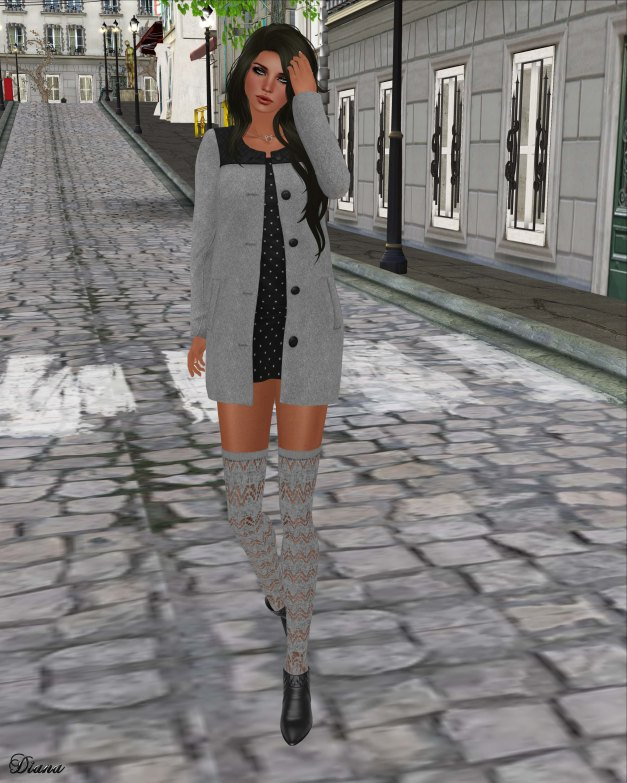 Mutresse - Nina Coat-1