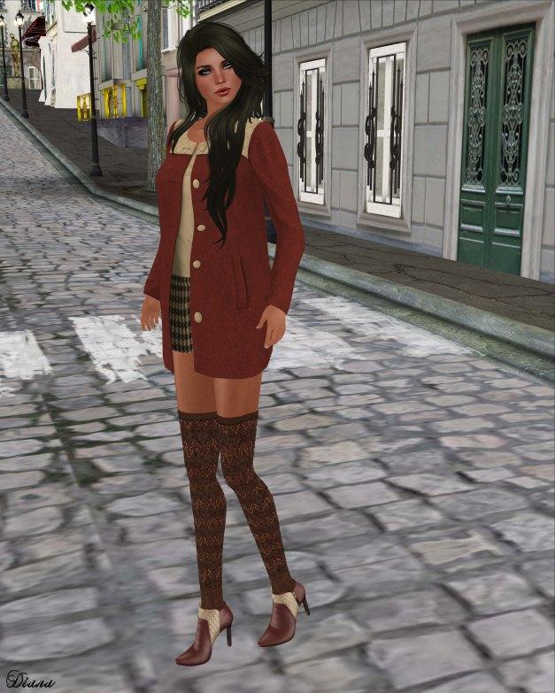 Mutresse - Nina Coat-2