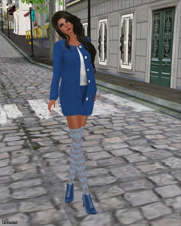 Mutresse - Nina Coat-3