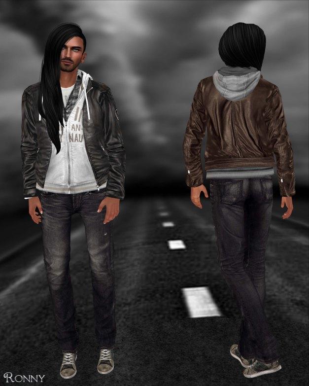 Redgrave - Leather Jacket Rex-1