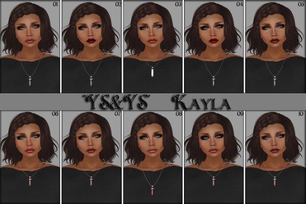 YS&YS - Kayla