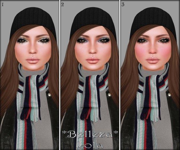 Belleza - Lola 1-3