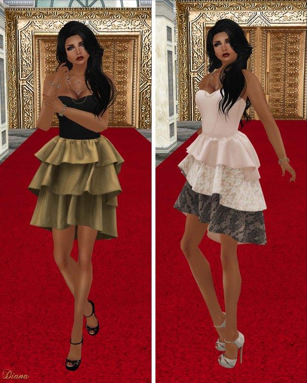 coldLogic - dress lima and perron