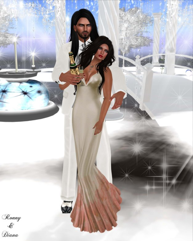 Ronny and Diana 2014