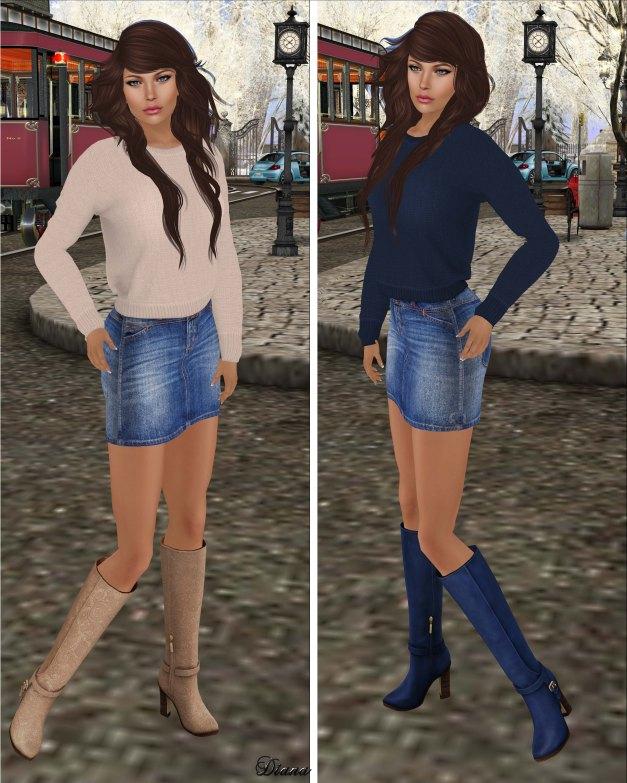 YS&YS - Cortina Boots