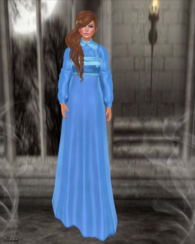 Baiastice - Kristine Dress Azure