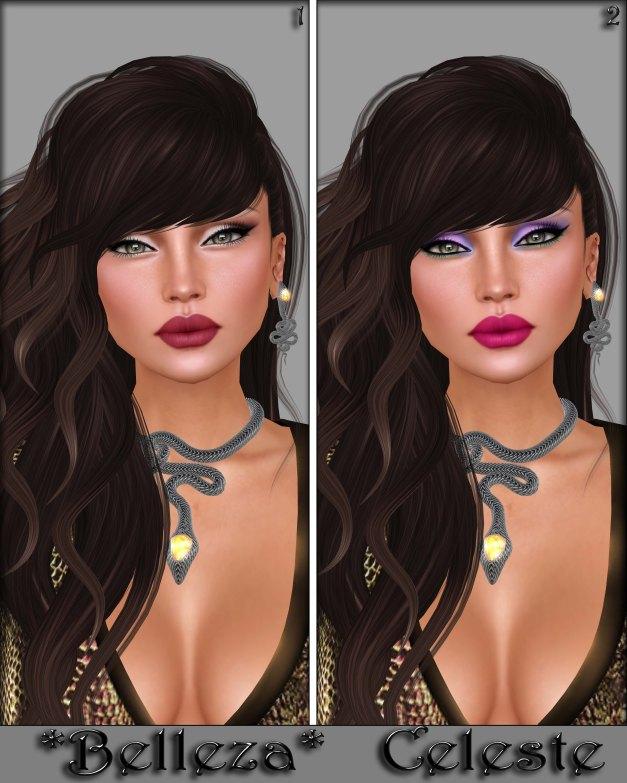 Belleza - Celeste 1-2