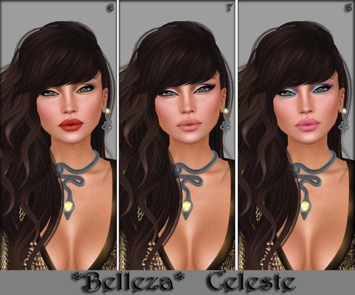 Belleza - Celeste 6-8