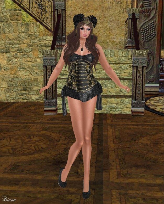 Eudora 3D - Isabella Set-1