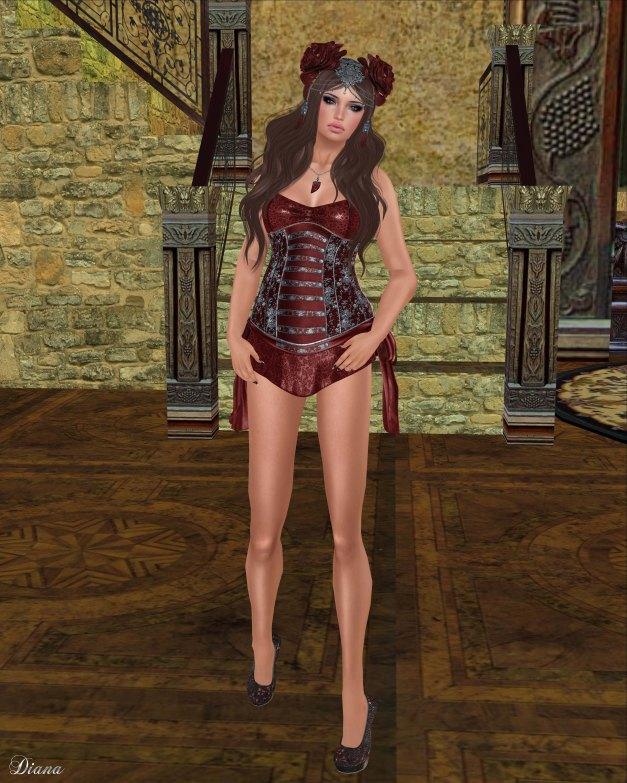 Eudora 3D - Isabella Set-2