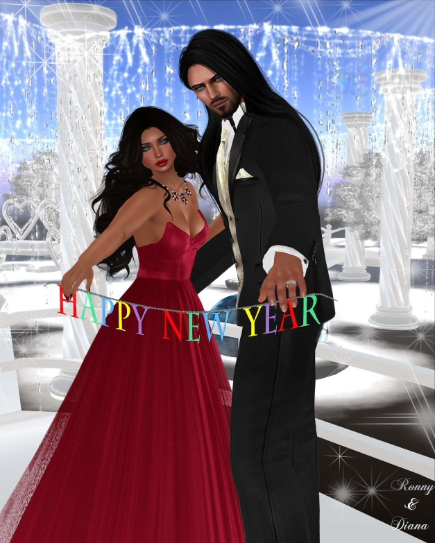 Ronny and Diana 2015
