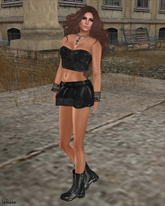 Eudora 3D - Mabelle Set Black