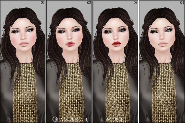 Glam Affair - Sophie 01-04