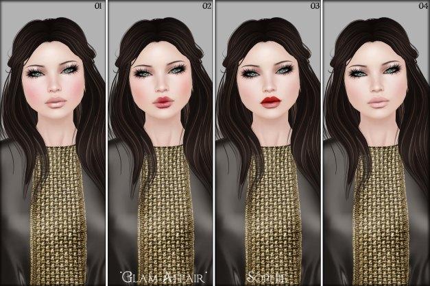 Glam Affair - Sophie 01-04