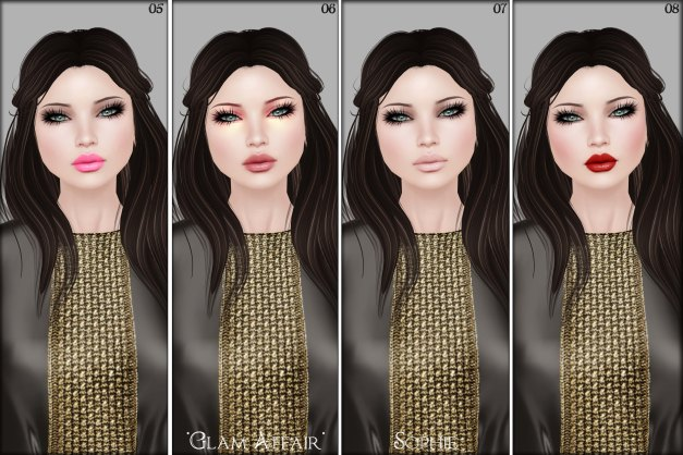 Glam Affair - Sophie 05-08