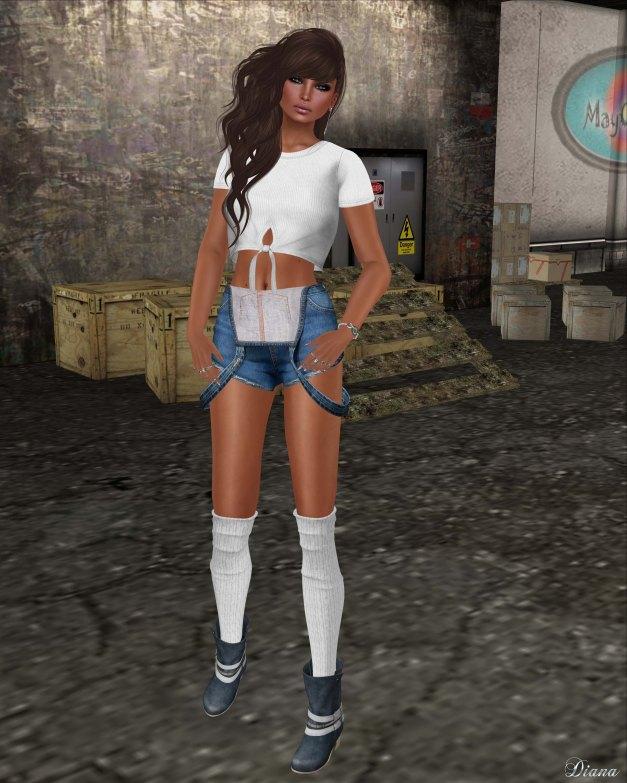 KITJA - Ava T-Shirt and Shorts-1
