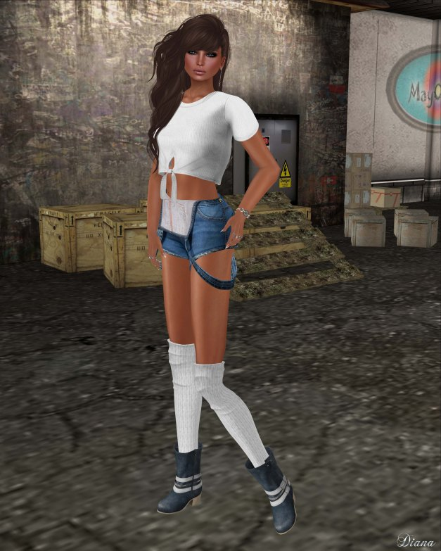 KITJA - Ava T-Shirt and Shorts-2