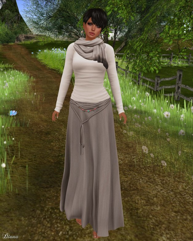 League - Ananda Outfit -Latte-1