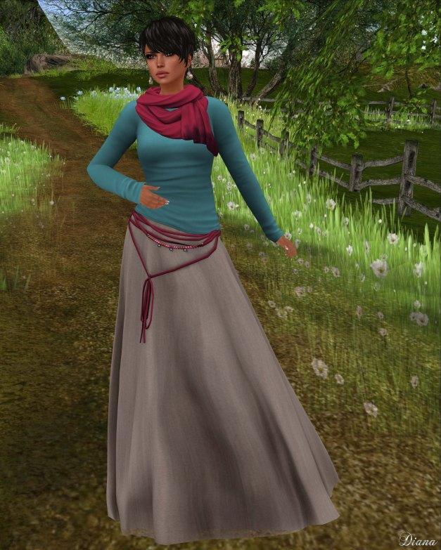 League - Ananda Outfit -Latte-2