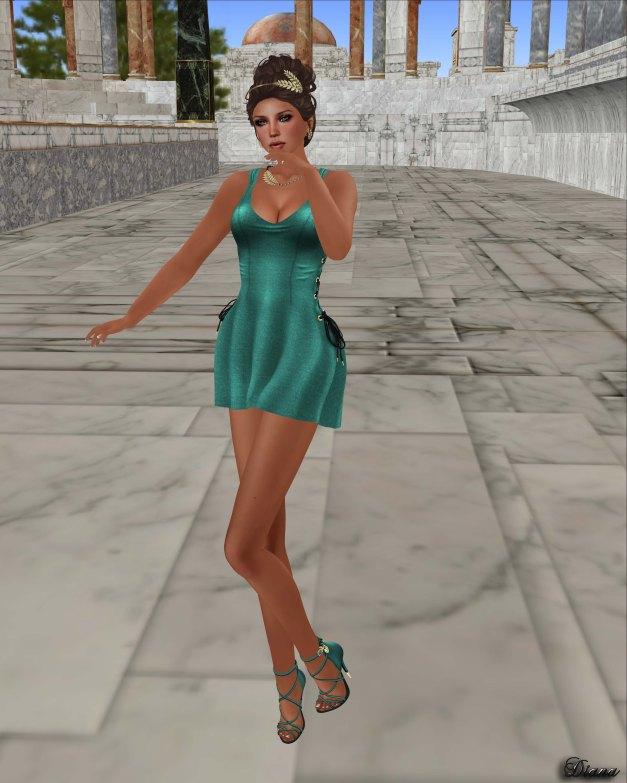 !Rebel Hope - Persephone Mesh Dress-2