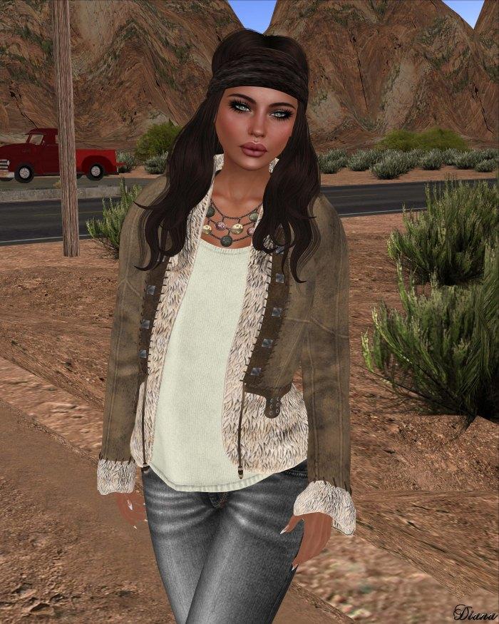 !APHORISM! - Vintage Leather Jacket Antique-2