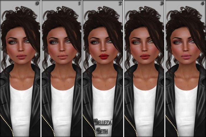 Belleza - Beth 0-4