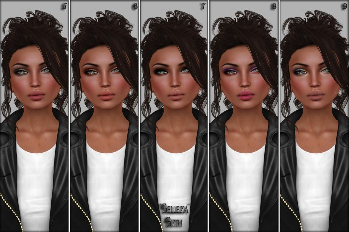 Belleza - Beth 5-9